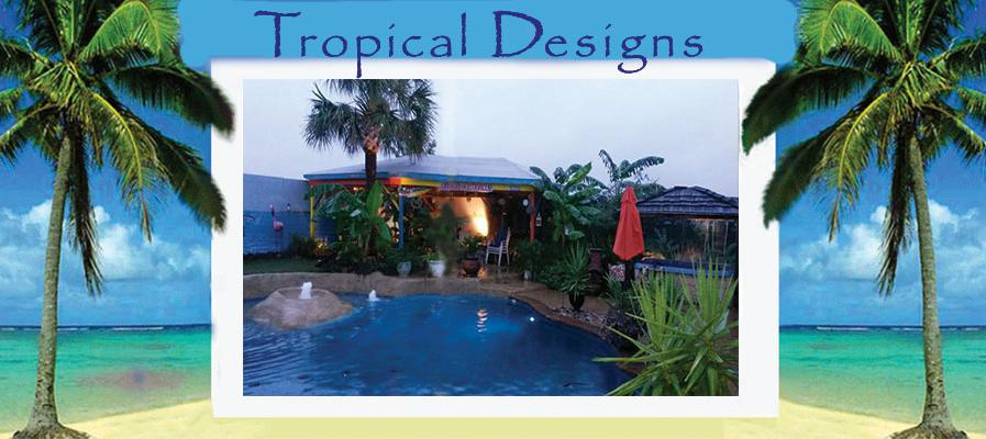 Tropical Designs Is Your Backyard Paradise Experts If You Are Looking For Quality Work At Affordable Pricing Swimming Pool Or Landscaping Project